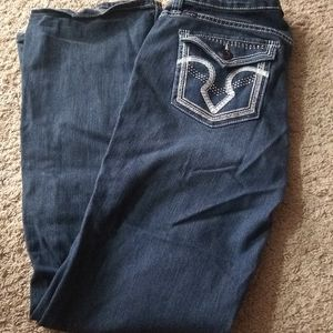 Cowgirl Up Bootcut Women's Jeans Size 10/W 31.